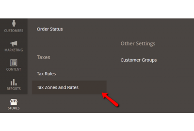 How to Add Tax Rates in Magento 2