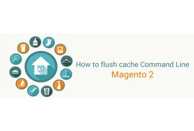 How to Flush, Enable, Disable Cache Command Line in Magento 2