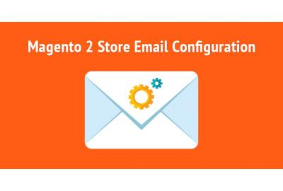 Magento 2 Store Email Configuration