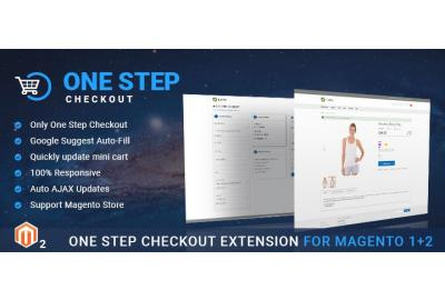 Best Magento 2 One Step Checkout Extensions Free and Paid